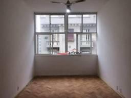 Apartamento com 2 dormitórios para alugar, 90 m² por R$ 2.500,00/mês - Flamengo - Rio de J