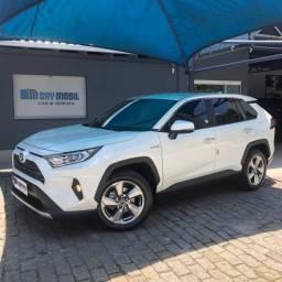 Toyota RAV4 2.5 S 4x4 Hybrid - 2019 - Único Dono