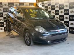 Fiat punto 2015 1.8 sporting 16v flex 4p automatizado