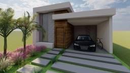 Casa com 3 dormitórios à venda, 123 m² por R$ 640.000,00 - Condomínio Jardim Toscana - Ind