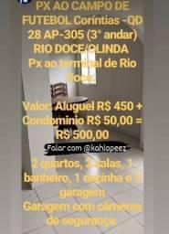 Aluguel em Rio Doce 4ª Etapa - Alugado