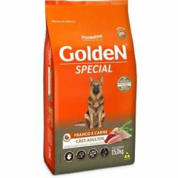Título do anúncio: Ração Golden Special Cão Frango e Carne 15 kg