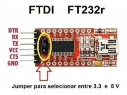 Usb Serial Rs232 Ftdi Arduino