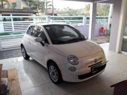 Fiat 500 baixo km