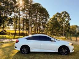 Honda Civic Exl - Impecável - Estado de zero - baixa km.