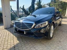 Mercedes c180 exclusive impecável