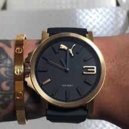 Relógio de pulso Puma original à prova d´água