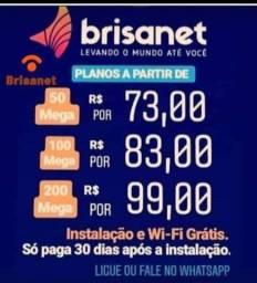 Brisanet a melhor internet fibra ótica do Brasil