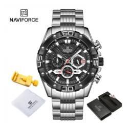 Título do anúncio: Relógio NaviForce Masculino Original Com Caixa 3 ATM- Novo!!