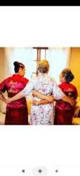 Robe mãe e irmã da noiva