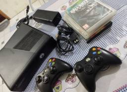 Xbox 360 desbloqueado semi-novo