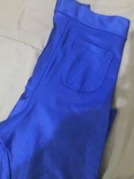 Título do anúncio: Calça azul