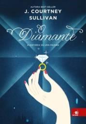 Título do anúncio: Vendo Livro O Diamante A História de uma Paixão Seminovo