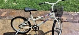 Título do anúncio: Bicicleta feminina aro 20