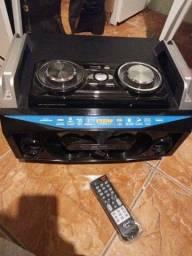 Mini hi-fi system ms-8300
