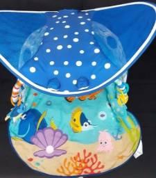 Tapete de atividades Procurando Nemo