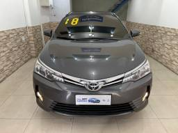 Corolla XEI 2.0 2018 BLINDADO !!! Igual a okm!!!