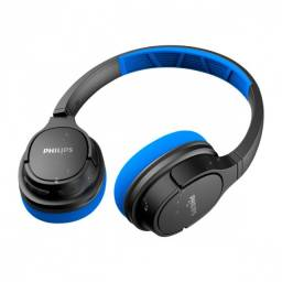fone de ouvido wireless supra auricular preto