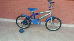 Bicicleta aro 16 masculina