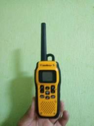 Radioamador aprova d'água