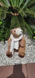 Título do anúncio: Urso palha decoração Natal