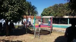 Aluguel Chácara festa/confraternização