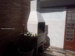Casa para Venda em Limeira, Vila Rocha, 2 dormitórios, 2 suítes, 1 banheiro, 3 vagas