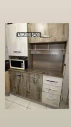 Título do anúncio: Armário de cozinha compacto