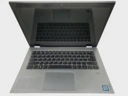 Título do anúncio: Lenovo Yoga vira tablet 2em1 520 i3 setima geraçao 4gb hd 500gb fullHD c/garantia e ate12x