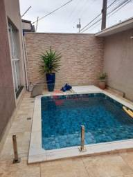 Título do anúncio: Casa no Nobrevile 3 dormitórios com piscina Limeira SP