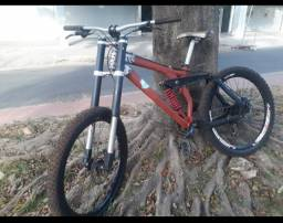 Bicicleta montaim baike, MTB Down hill, freeride