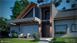 Casa com 4 dormitórios à venda, 158 m² por R$ 1.170.000 - Mato Queimado - Gramado/RS