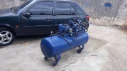Título do anúncio: Compressor motomil capacidade 200l 200lbras