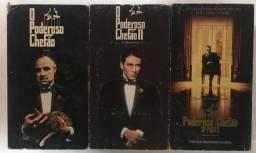 Trilogia O Poderoso Chefão VHS