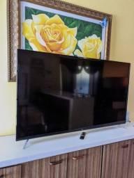 Título do anúncio: TV TCL 55 Led Smart 4k faço entrega
