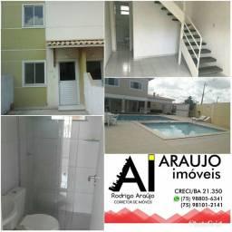 Vilage em Condomínio para Locação bairro Papagaio