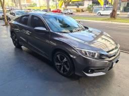 Honda/Civic EXL 2019 automático com apenas 19.000km único dono!!