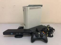 Título do anúncio: Xbox 360 fat desbloqueado