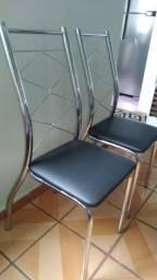 Título do anúncio: Vende cadeira aço inox