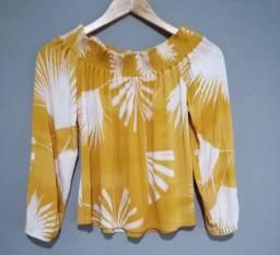 Blusa cigana usada