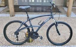 Bicicleta Caloi 500 Comfort Feminina