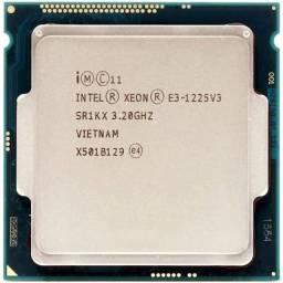 Título do anúncio: Xeon e3 1225 v3 próximo ao i7 4770