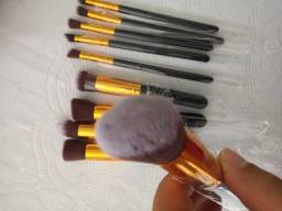 Pincéis pra maquiagem