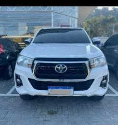 Toyota hillux 2.7 4x2 aut mais GNV