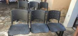 Cadeiras longarinas 6!!