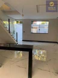 Título do anúncio: Casa com 3 dorms, Rio Branco, Belo Horizonte - R$ 450 mil, Cod: 663