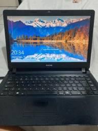 Notebook CCE i3 4 RAM