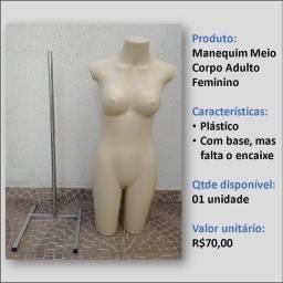 Vendo Manequins Adulto Feminino