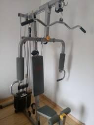 Excelente Estação de Musculação Embreex 405
