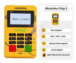 Minizinha Chip2 da PagSeguro